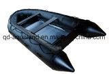 Aqualand 12.5 pés 3.85m infláveis amarra o bote de salvamento de /Military do barco de pesca de /Rubber do barco (aql385)