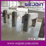 Tourniquet automatique à trépied en acier inoxydable pour station de bus
