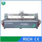 Loading SystemのCNC Waterjet Cutting Machine