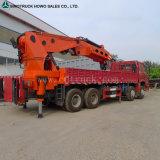 Sinotruk HOWO 6X4 트럭 기중기