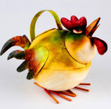 Migodesigns New Design Direct Factory Fabricação Art Decor Rooster Barato Watering Can