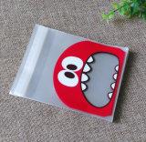 Karikatur-Drucken-Kunststoffgehäuse-Beutel für Spielwaren
