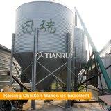 Heißer galvanisierter Silo für Schichten, Bratroste und das Hünchen-Züchten