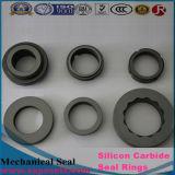 Anel do selo do carboneto de silicone