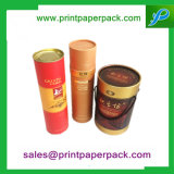 Contenitore impaccante di tubo del documento del contenitore di regalo del contenitore di vino