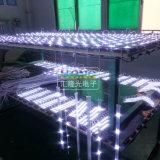 10W impermeable tira rígida LED de luz de fondo con alto brillo
