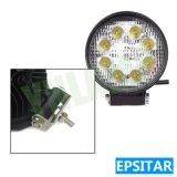 24W 4.5inch Epistar automático de exterior lámpara de trabajo de luz LED de trabajo