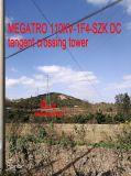 Megatro 110kv-1f4-Szk DCのタンジェントの交差タワー