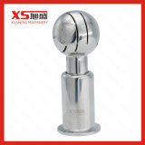 """1.5 """" ugello sanitario di pulizia del serbatoio del morsetto dell'acciaio inossidabile AISI304 tri"""