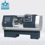 고품질 금속 편평한 침대 Drillingcnc 선반 Ck6140