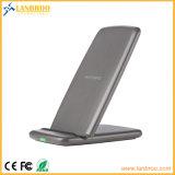 Carregador sem fio Ce/RoHS/FCC de Qi do telefone móvel certificado