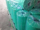 120G/M2 4X4 externe Wand-Isolierungs-Alkali-Beständiges Fiberglas-Ineinander greifen