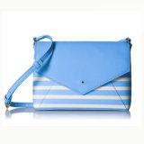 Señora impresa modelo Designer Handbag Wzx1001 del estilo del bolso de hombro de la PU de 2017 señoras nueva