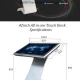 Visor sensível ao toque de 42 polegadas /Kiosk /ecrã