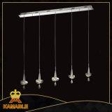 Abendessen-Raum-zeitgenössische hängende Lampe (KAP8101-5L)