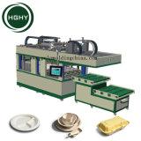 Hghy Papiermassen-Formteil-Frucht-Teller, der Maschinen-Lieferanten bildend formt