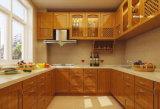 Os perfis de alumínio de grãos de madeira para cozinha