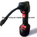 건전지를 가진 자동 디지털 타이어 부풀리는 장치 12V 휴대용 코드가 없는 타이어 부풀리는 장치 압축기 12V 자동 차 타이어 타이어 부풀리는 장치