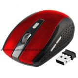 беспроволочные оптически мышь 2.4GHz/мыши с приемником USB 2.0 для компьтер-книжки PC