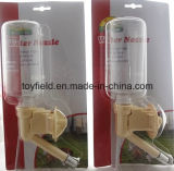 Câble d'alimentation de l'eau de crabot de gicleur de l'eau de buveur de l'eau d'animal familier
