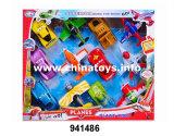 2018 Novo carro de brinquedos de plástico se sentem carro roda (941486)