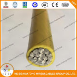 Xhh, Xhhw, Kabel Xhhw-2 UL-Standard, UL854 2/0AWG Xhhw-2 Aluminium-Kabel