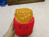 Weiches Squishies langsames steigendes Squishy Spielzeug duftende Chip-Fischrogen PU-