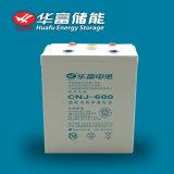 bateria solar do gel do armazenamento de 2V 600ah