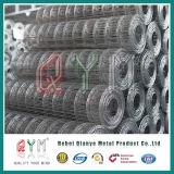 304 316 rullo saldato della rete metallica dell'acciaio inossidabile da 3/4 di pollice
