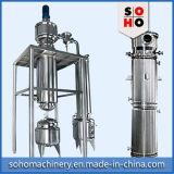 Évaporateur centrifuge de membrane de frottement de série d'atterrisseur