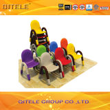 كرسي تثبيت بلاستيكيّة لأنّ أطفال ([إيفب-001])