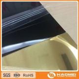 Tira de aluminio laminada de la bobina del espejo para el propósito de la decoración
