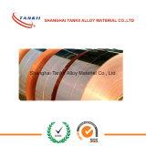 Бериллиево-медного B25, B14, B33 полос / пластины/ стержень используется в электронной промышленности