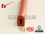 China Fabricante tira de borracha de silicone