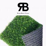 양탄자 인공적인 잔디 합성 잔디 인공적인 뗏장을 정원사 노릇을 하는 정원 훈장