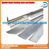 Cuchilla industrial y cuchillo para cortar papel