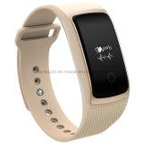 Wristband/braccialetto astuti della vigilanza di Bluetooth con la funzione A09 di pressione sanguigna