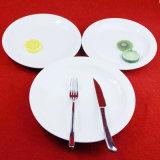 China Restaurante vajillas de cerámica plato de cerámica