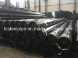 Gehäuse-Schlauchnahtloses Stahlrohr API-L80 N80q P110