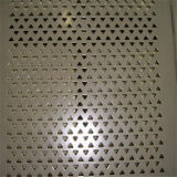 Metallo perforato dell'acciaio inossidabile per l'applicazione di obbligazione