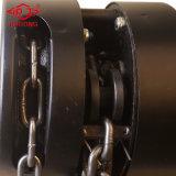 A mini grua Chain do CE 1t, grua manual, entrega o bloco manual