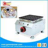 25 buracos Poffertjes gás Grill panqueca de Máquina Maker com marcação CE