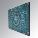 Pintura a óleo moderna artesanal sobre tela Arte abstracta