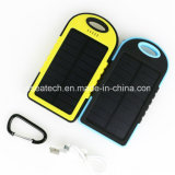 Cargador panel solar portátil