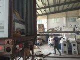 Qualitäts-hölzernes Tür-Profil-Plastikstrangpresßling-maschinelle Herstellung-Zeile