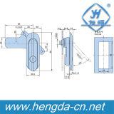 Yh9624 Caixa de Interruptor de metal de bloqueio do painel de plano de gabinete