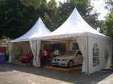 De openlucht Tent van de Pagode van de Markttent van de Gebeurtenis van de Partij van de Luxe van pvc van het Aluminium