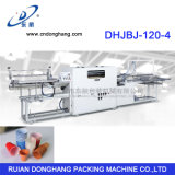 Máquina de ondulação plástica automática de Donghang para o copo