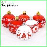 Le decorazioni che appendono la casa dell'ornamento fornisce la sfera delle bagattelle dell'albero di Natale 24PCS/Set