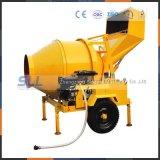 Mélangeurs Jzc350 concrets manuels/prix diesel de machine